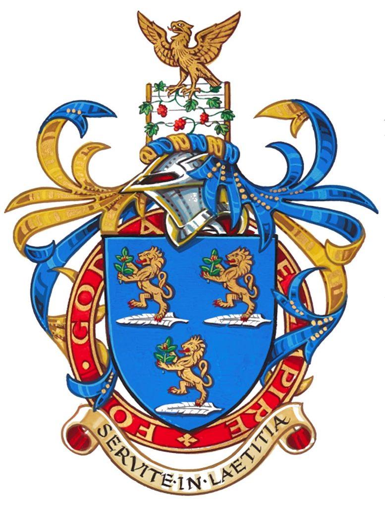 High Sheriff of Lancashire logo